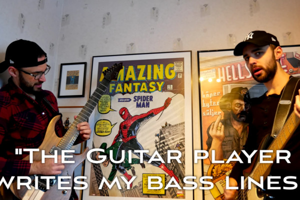 Erik Arkö: The 12 Types of Metal Bass Players
