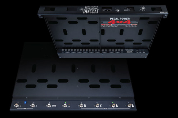 Voodoo Lab Launches the Dingbat Pedalboard Series