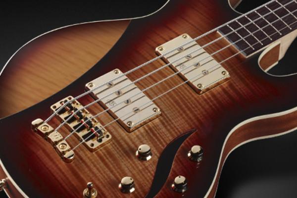 Warwick Launches Leland Sklar Signature Bass