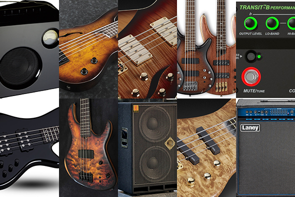 Bass Gear Roundup: The Top Gear Stories in March 2017