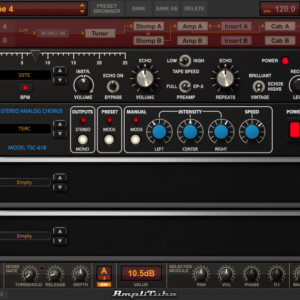 IK Multimedia Introduces Fulltone Collection for Amplitube