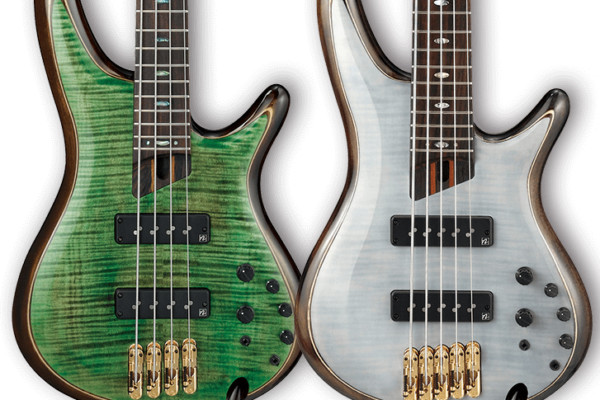 Ibanez Adds to SR Premium Series Basses