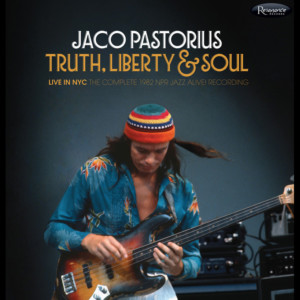 Unreleased Jaco Pastorius Live Album Coming Soon