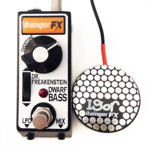 Rainger FX Dr. Freakenstein Dwarf Bass Distortion
