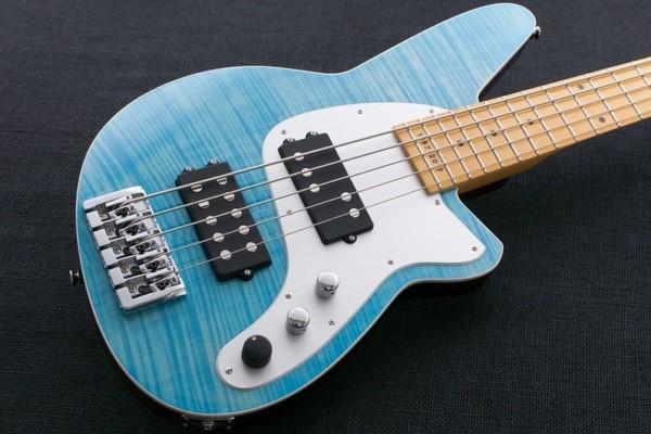 Reverend Guitars Unveils 20th Anniversary Mercalli Basses