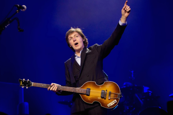 "Paul McCartney Announces First U.S. Dates of ""Freshen Up"" Tour"