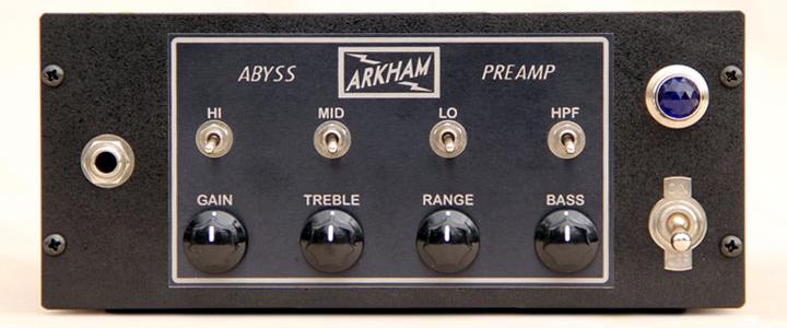 Arkham Sound Abyss Tube Preamp