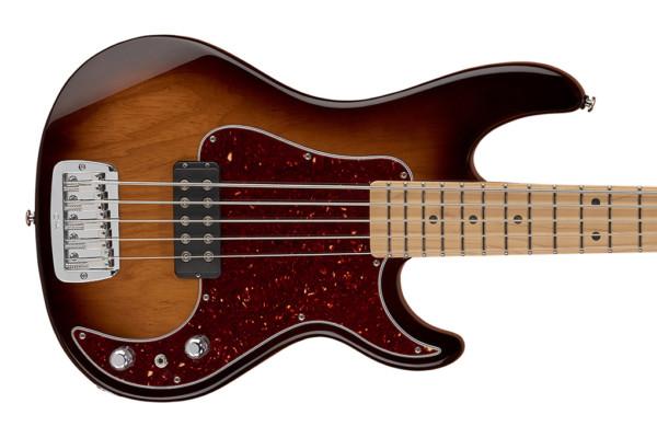 G&L Guitars Unveils Kiloton 5 Bass