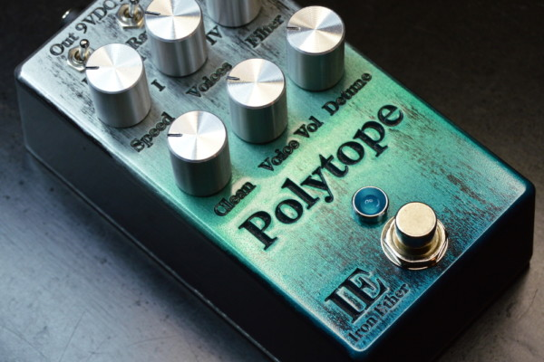 Iron Ether Updates the Polytope Quad-Voice Detuner