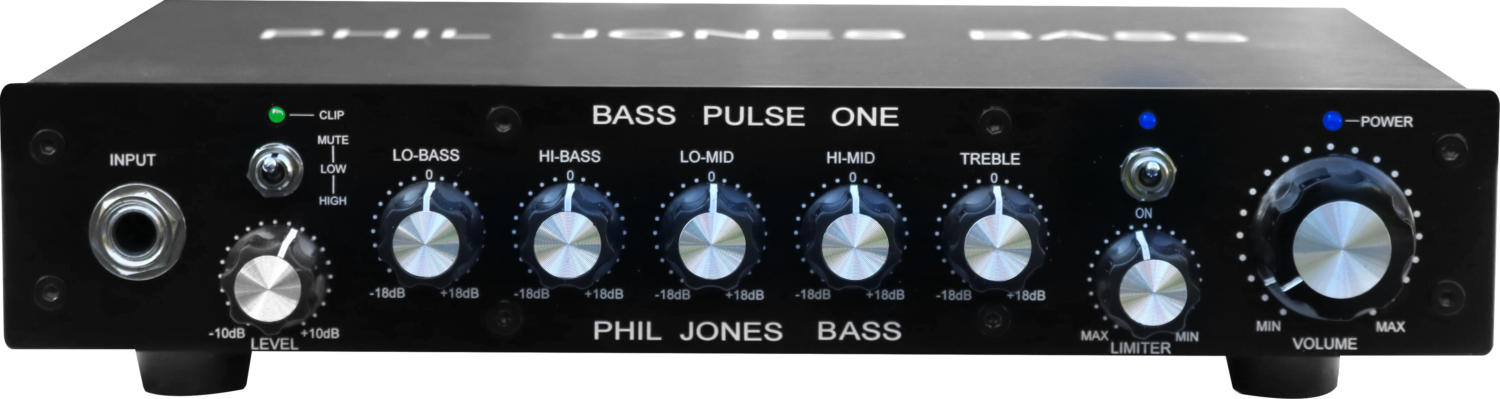 Phil Jones Bass Bass Pulse One (BP-400)
