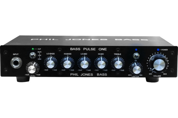 Phil Jones Bass Announces the Bass Pulse One and Cab 47
