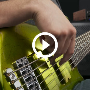 """Mark Michell: Bass Playthrough of Tetrafusion's """"10,001"""""""