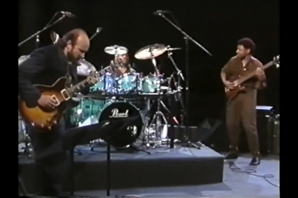 John Scofield with Gary Grainger: Time Marches On / The Nag