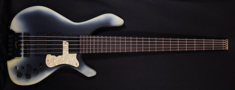 Bogart Bass Sport V Headless Bass