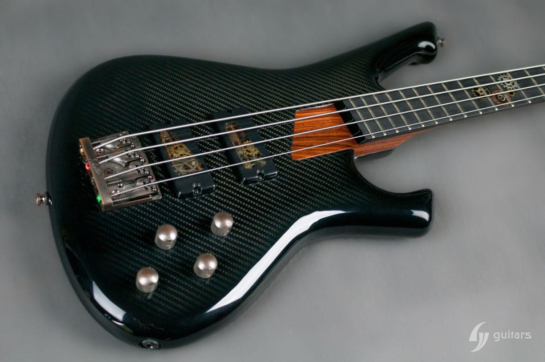 GV Guitars NeoFang Steambass Body