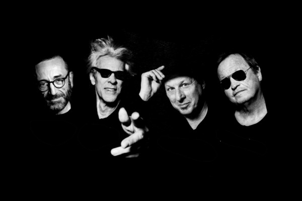 Mark King Joins Stewart Copeland's Gizmodrome