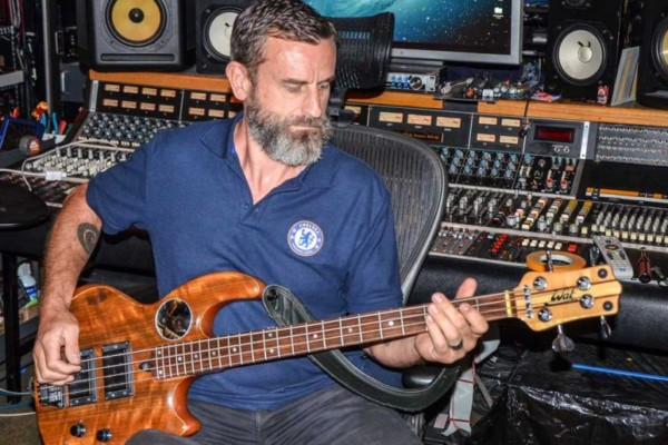 Justin Chancellor: New Tool Album 90 Percent Done