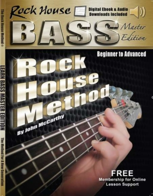 Learn Bass, Master Edition