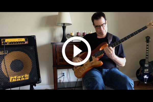 Jeff Berlin: Shenandoah