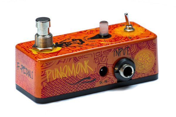 F-Pedals Announces the PunQmonk Envelope Filter