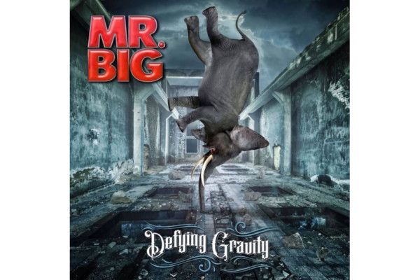 "Mr. Big Releases ""Defying Gravity"""