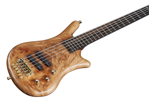 Warwick Unveils Limited Edition Teambuilt 35th Anniversary Basses