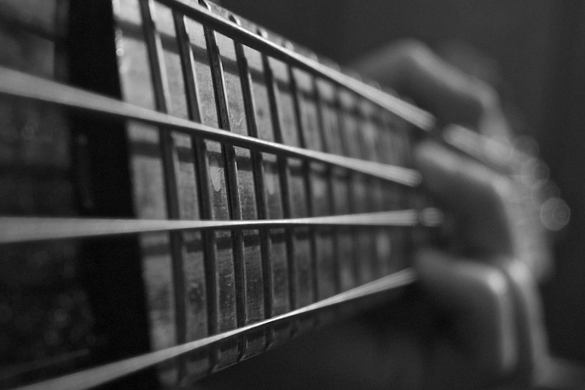 Bass String Height