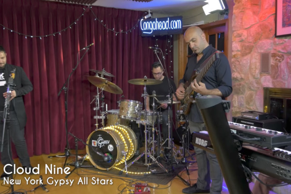 New York Gypsy All Stars: Cloud Nine