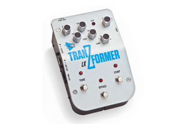 API Introduces TranZformer LX Bass Pedal