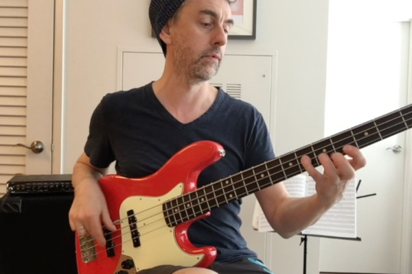 Transcribing Hard-to-Hear Bass Lines – No Treble