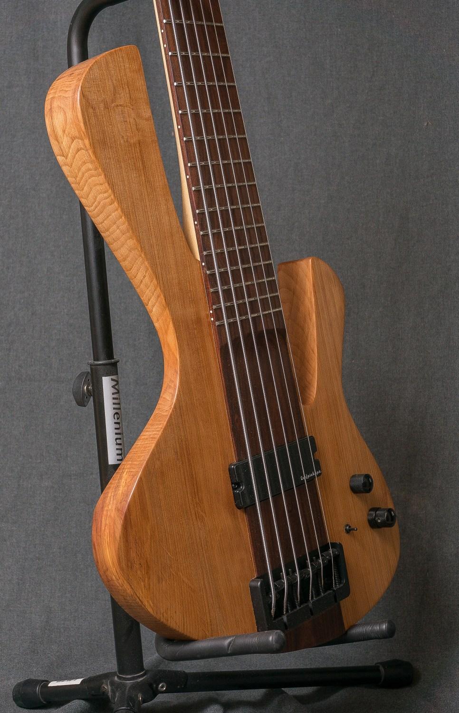 CG Lutherie Lyra Bass Body Angle