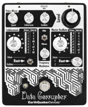 Earthquaker Devices Data Corrupter Pedal