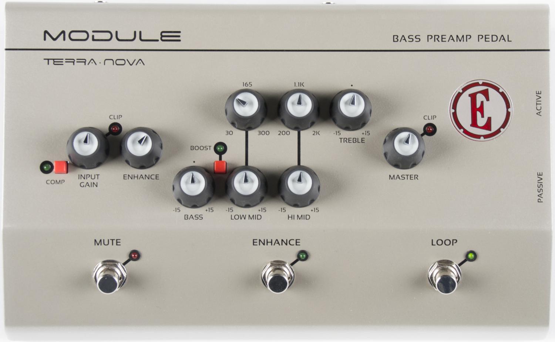 Eden Module Bass Preamp Pedal