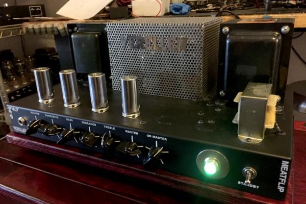Verellen Amps Unveils the Meatflip Flip-Top Bass Combo Amp