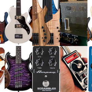 Bass Gear Roundup: The Top Gear Stories in August 2017