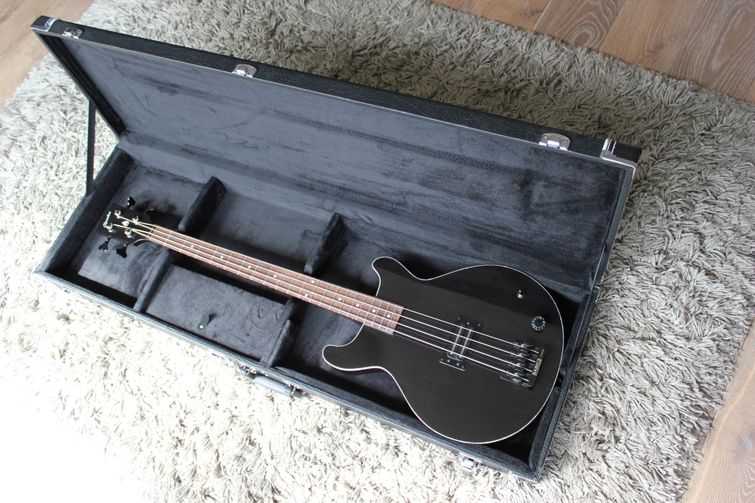 Brooks EB-RBL Bass in Case