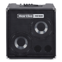 Hartke Now Shipping the HD500 Bass Combo Amp