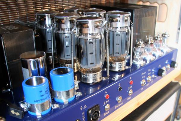 Siegmund Amplifiers Unveils the Big Boy 300 Watt Bass Amp