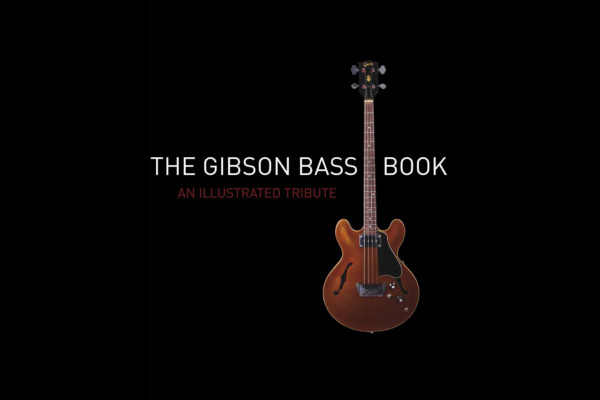 "Rob van den Broek Dives Deep in ""The Gibson Bass Book"""
