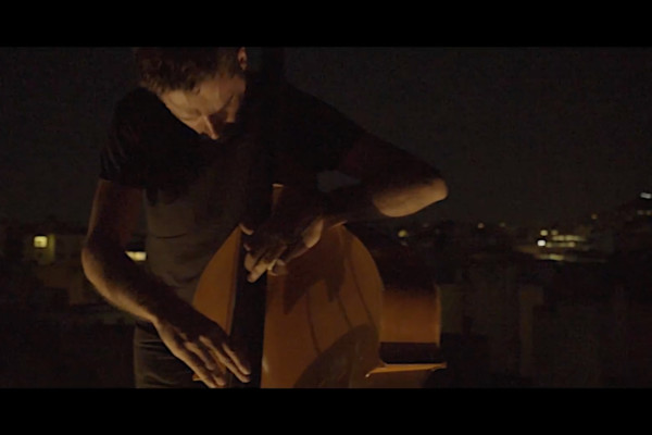 "Video Premiere: Petros Klampanis ""Footprints"""