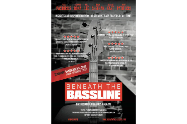 Beneath The Bassline Documentary Coming Soon
