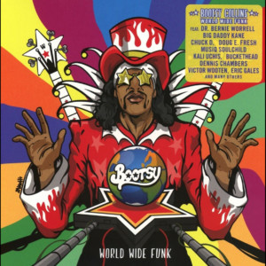 """Bootsy Collins Releases """"World Wide Funk"""""""