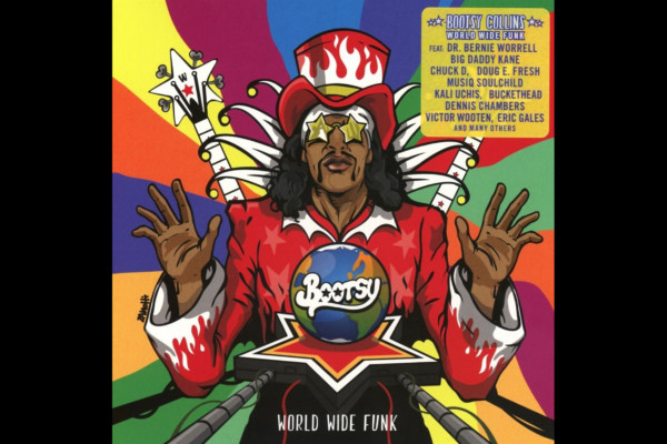 "Bootsy Collins Releases ""World Wide Funk"""