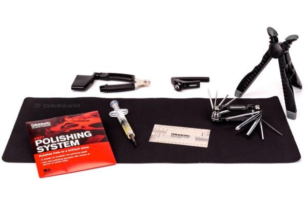 D'Addario Introduces Bass Tool Kit