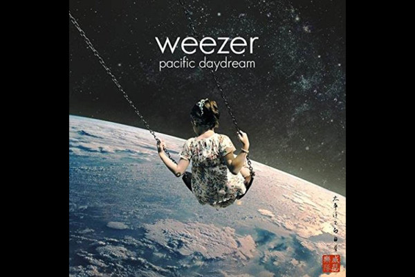 "Weezer Mixes The Beach Boys and The Clash on New Album, ""Pacific Daydream"""