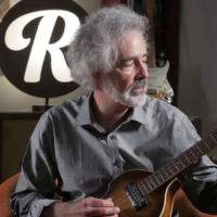 "Ron Blair: Recording The Bass on Tom Petty's ""American Girl"""