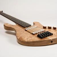 Bass of the Week: Frederiek de Vette Five-String Bolt-On Bass