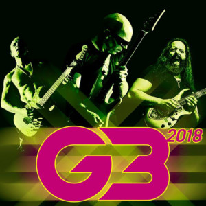 Bryan Beller Joins Satriani's G3 Tour, Promises Solo Album