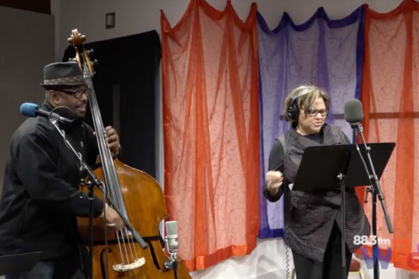 Melissa Walker and Christian McBride: Just One of Those Things
