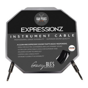G&H Plugs Introduces GreyBLES: Expressionz Cables